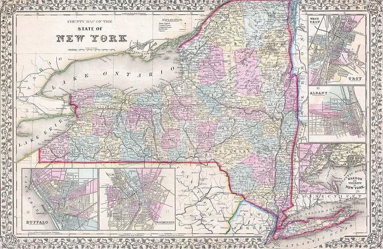 New York State Genealogy