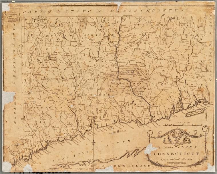 Connecticut genealogy