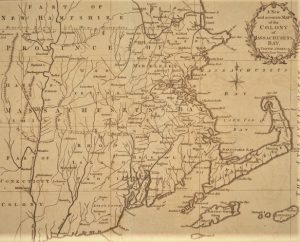 Massachusetts genealogy