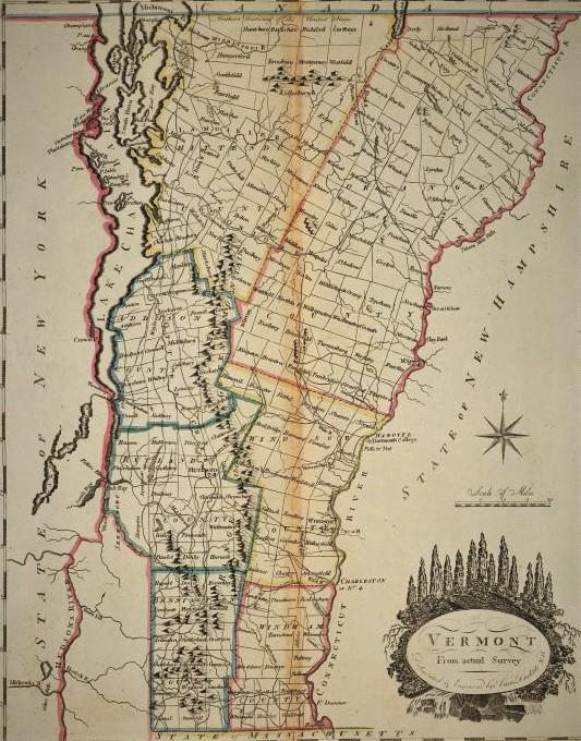 Vermont genealogy