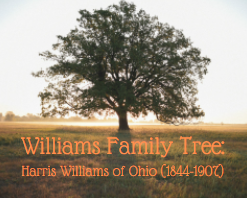 Williams Family History